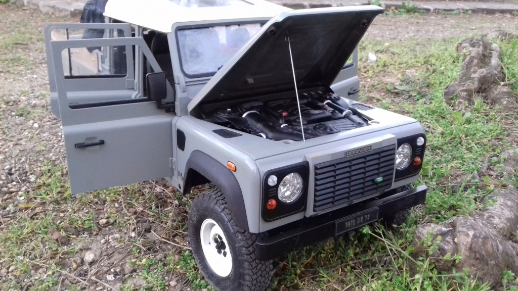 Land Rover Defender 130 - 6x6 truck Bed spécial véhicule  20190645