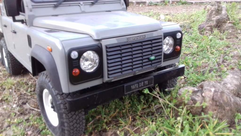 Land Rover Defender 130 - 6x6 truck Bed spécial véhicule  20190651