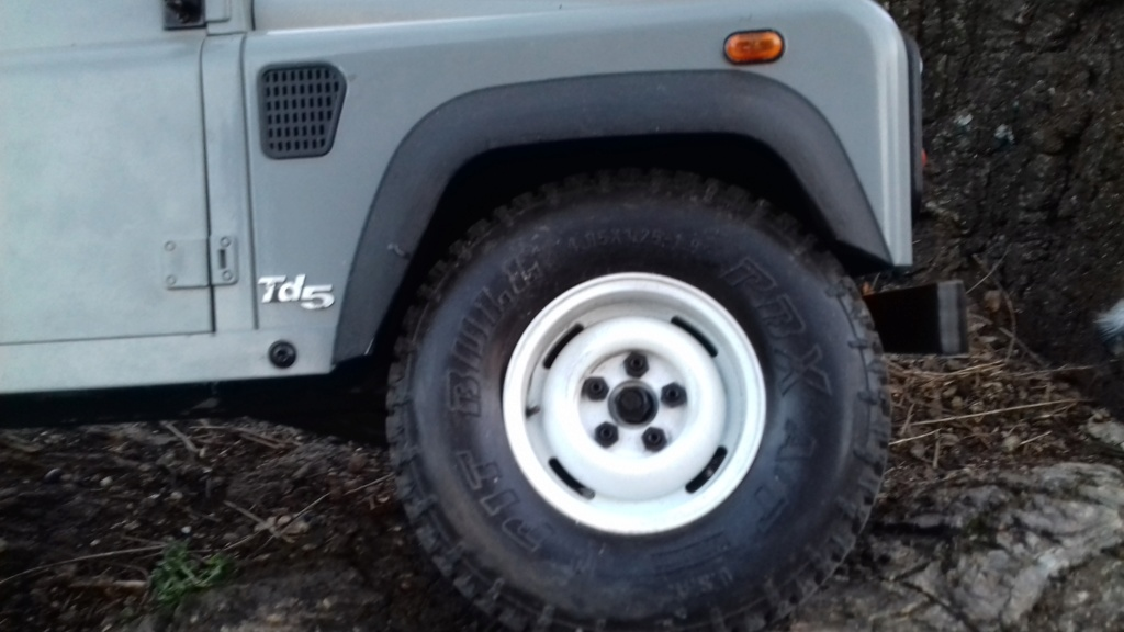 Land Rover Defender 130 - 6x6 truck Bed spécial véhicule  20190654