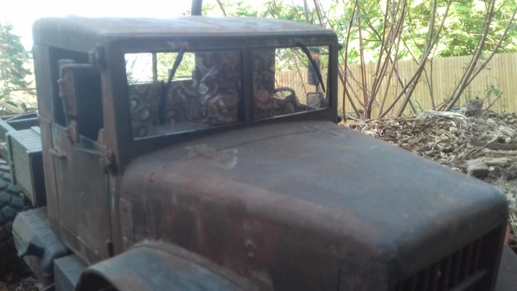 Cross Rc HC6 Old School Truck Custom 1970 20190869