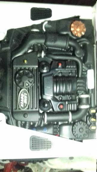 Land Rover Defender 110 SW - Spécial Véhicles Chenilles 20191877