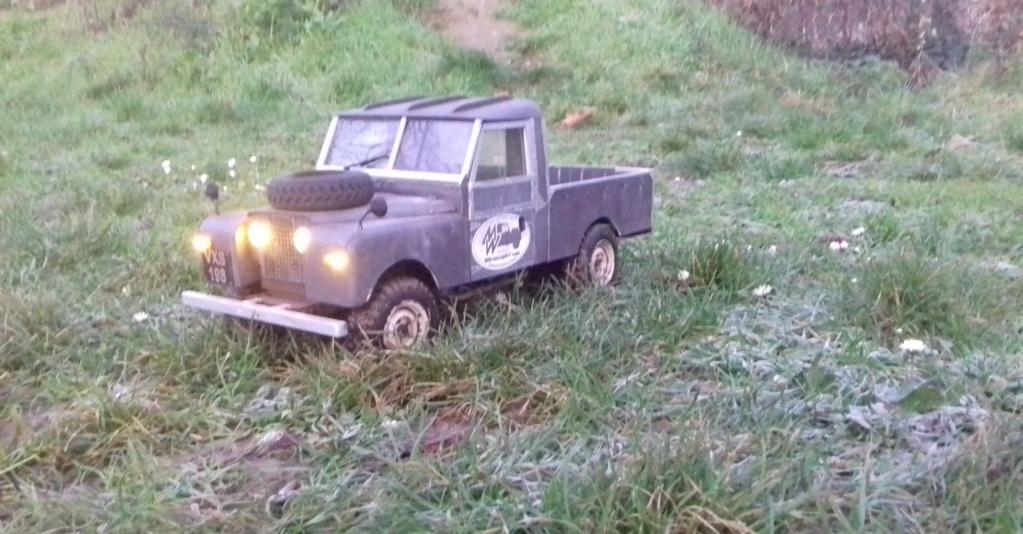Land Rover Série I - Pick up Truck - 1954 - Class 0 20200264