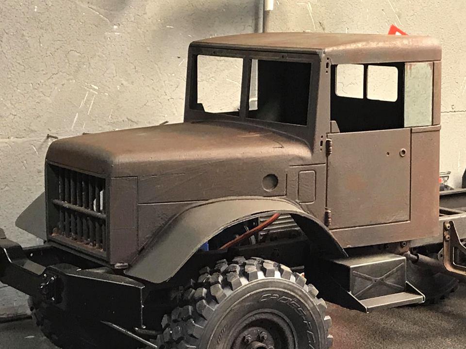 Cross Rc HC6 Old School Truck Custom 1970 47386310