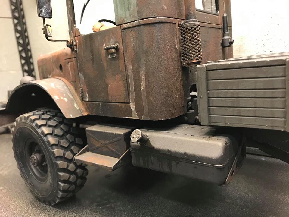 Cross Rc HC6 Old School Truck Custom 1970 47480310