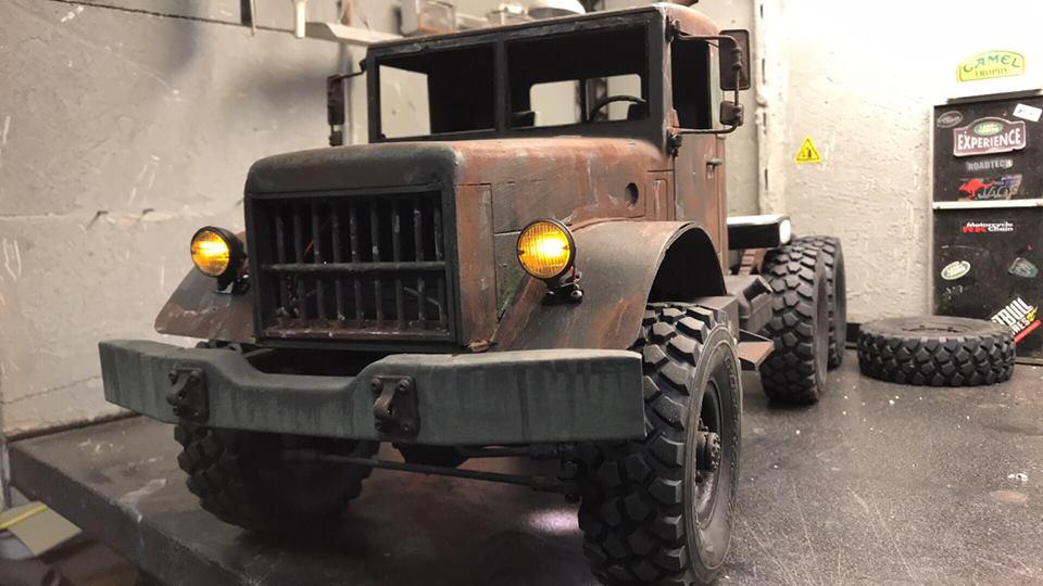 Cross Rc HC6 Old School Truck Custom 1970 47497710