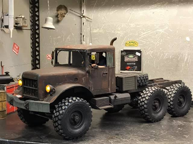 Cross Rc HC6 Old School Truck Custom 1970 48379510