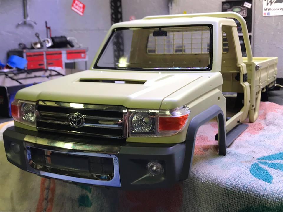 Toyota land cruiser 70 Séries - 2007 - Class 0 49325710