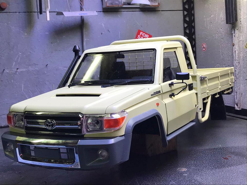 Toyota land cruiser 70 Séries - 2007 - Class 0 49610410
