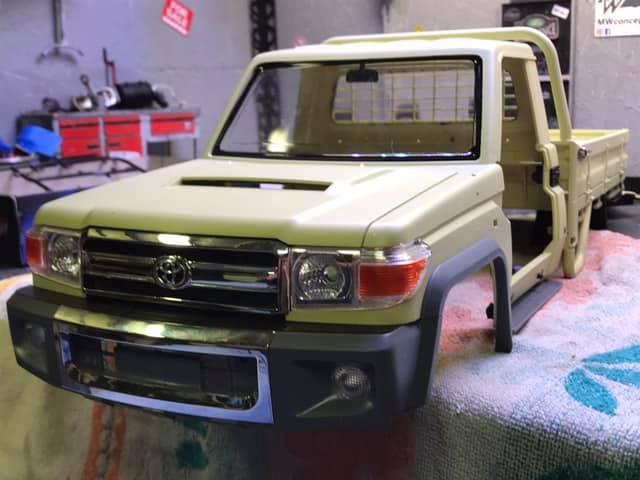 Toyota land cruiser 70 Séries - 2007 - Class 0 49898210