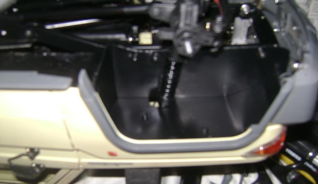 Toyota land cruiser 70 Séries - 2007 - Class 0 Dsc00681