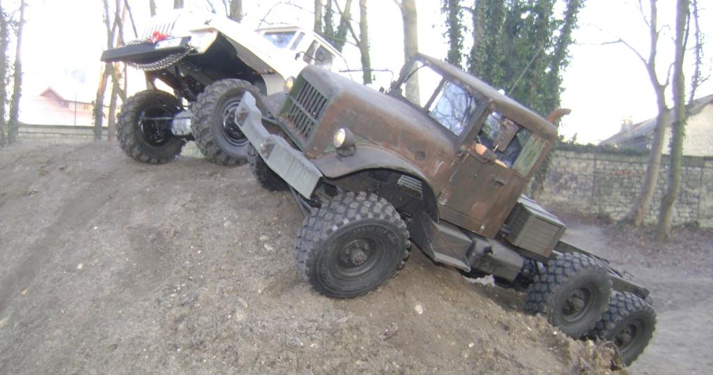 Cross Rc HC6 Old School Truck Custom 1970 Dsc00712