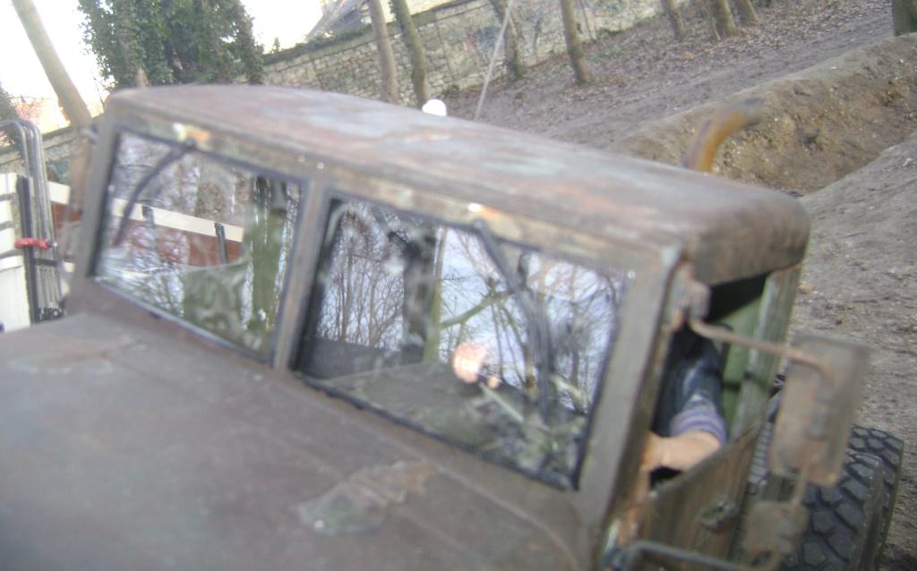 Cross Rc HC6 Old School Truck Custom 1970 Dsc00717