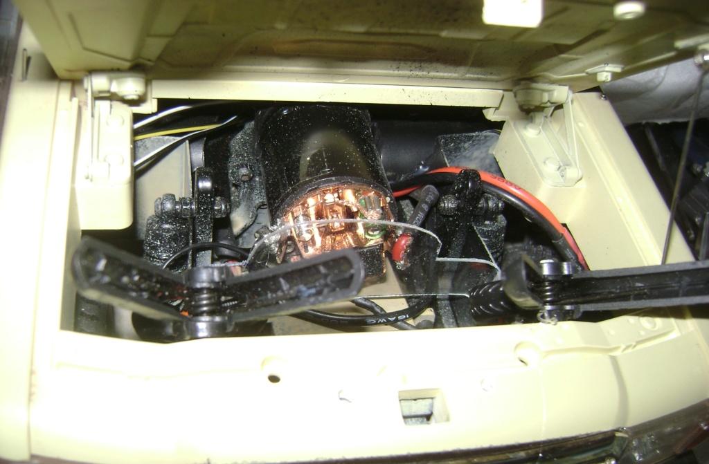 Toyota land cruiser 70 Séries - 2007 - Class 0 Dsc00722
