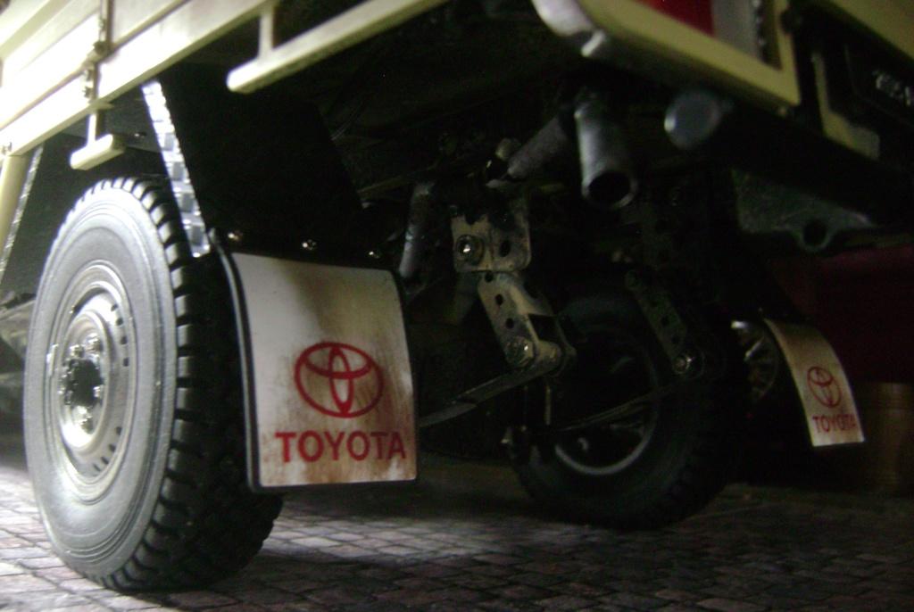 Toyota land cruiser 70 Séries - 2007 - Class 0 Dsc00732