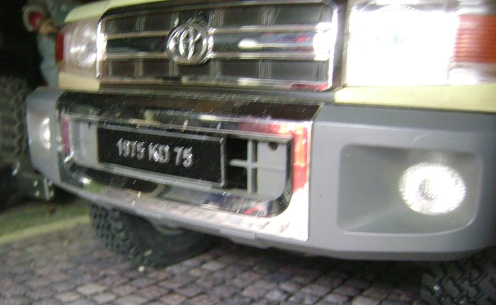 Toyota land cruiser 70 Séries - 2007 - Class 0 Dsc00737
