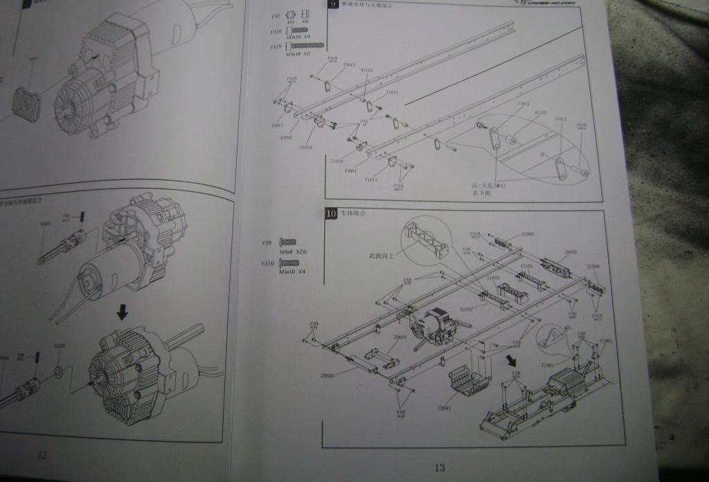 Land Rover Defender 130 - 6x6 truck Bed spécial véhicule - Class 1. Dsc00766