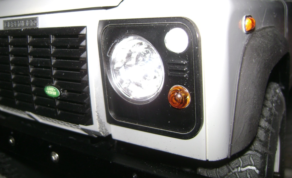 Land Rover Defender 130 - 6x6 truck Bed spécial véhicule - Class 1. Dsc00851