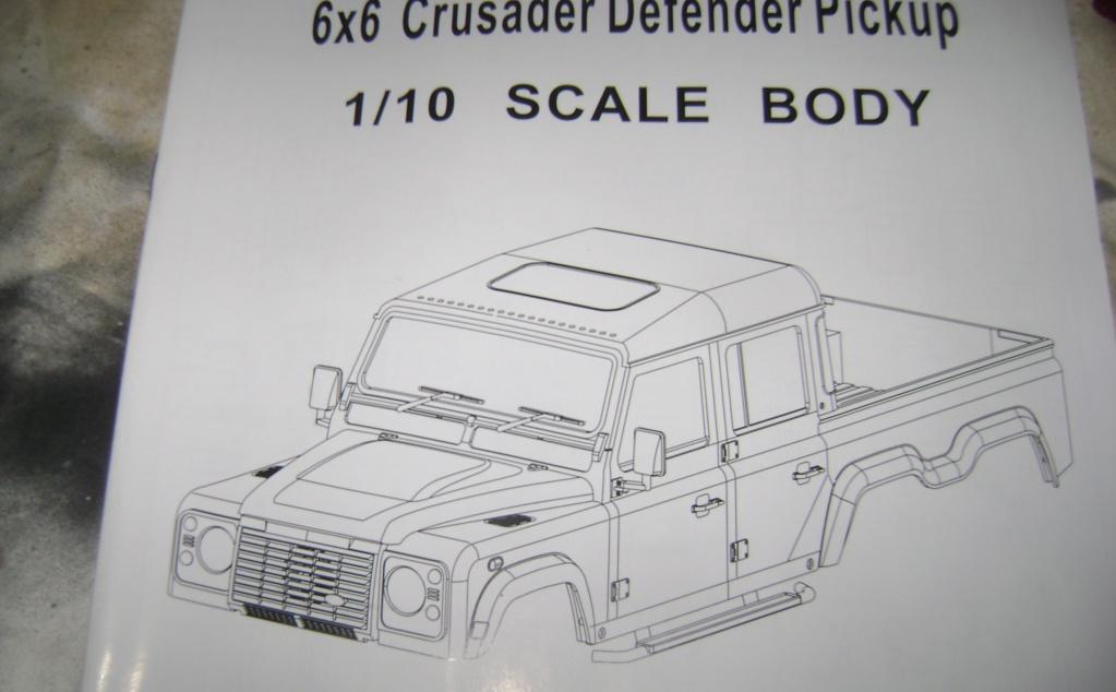 Les Defender 90 / 110 & 130 6x6 - Land  109 série I - II & III  - Page 28 Dsc00897