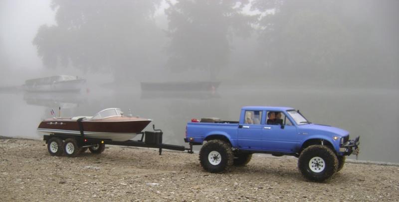 Les Toyota Hilux 2 & 4 portes RC4WD Trail Finder 2 RTR de Trankilou &Trankilette - Page 9 Dsc04710
