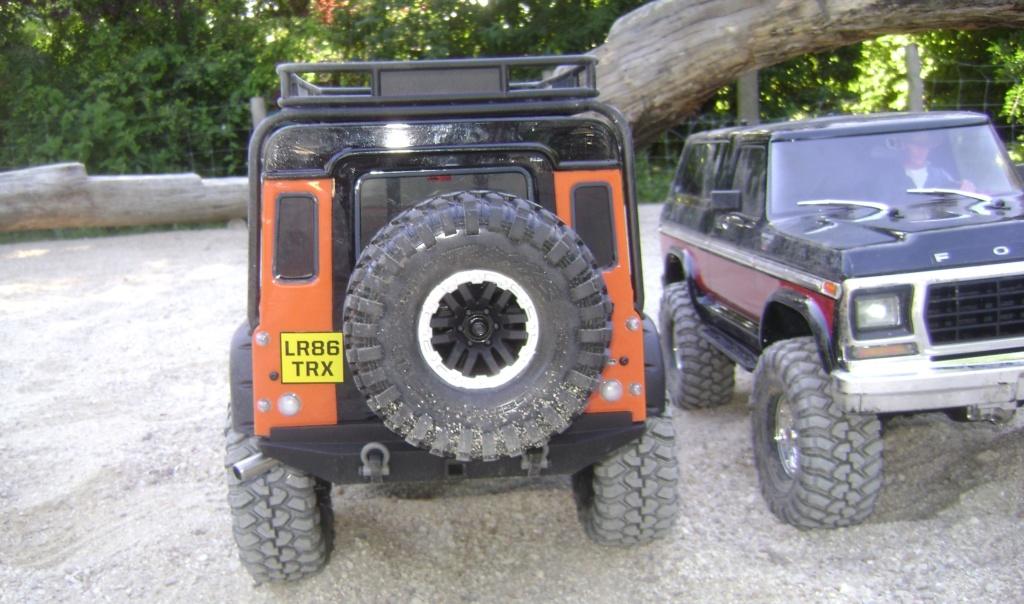 Les Traxxas TRX-4 modifié de Trankilou & Trankilette  - Page 18 Dsc08543