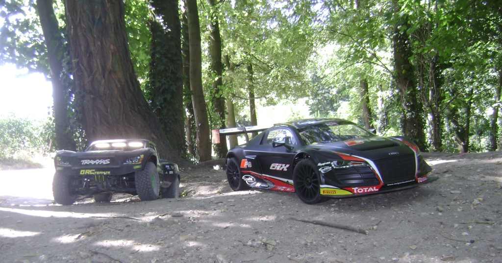 mes voitures 1/5, LOSI Desert buggy 1/5e XL-E RTR 4WD 8s, Adui R8 LMS - Page 4 Dsc08928