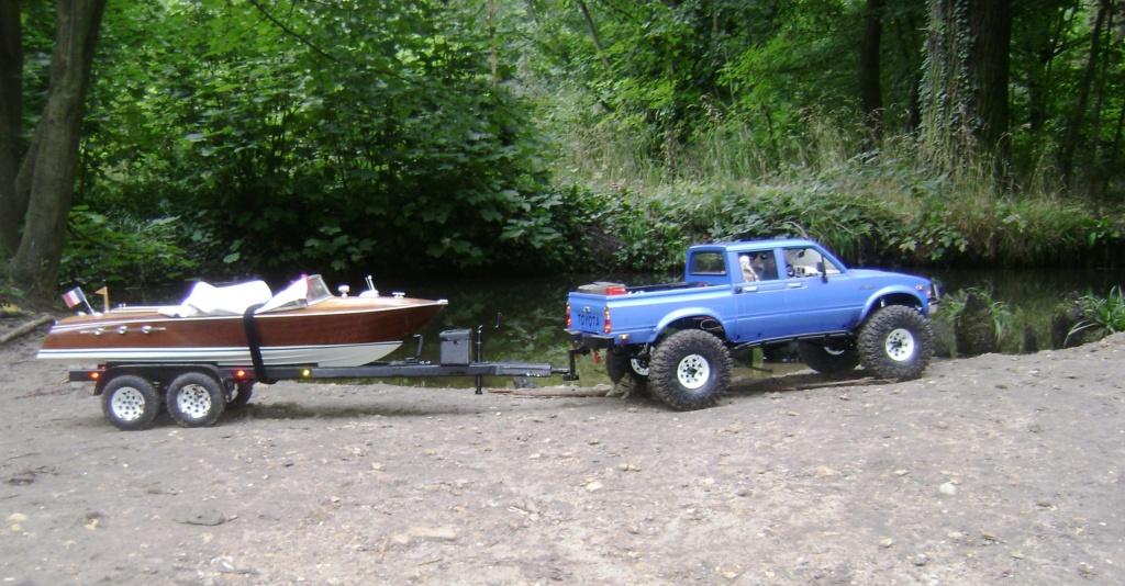 Les Toyota Hilux 2 & 4 portes RC4WD Trail Finder 2 RTR de Trankilou &Trankilette - Page 4 Dsc09344
