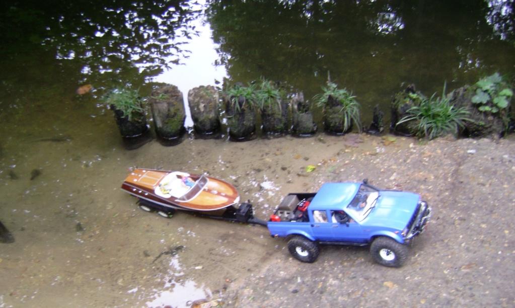Les Toyota Hilux 2 & 4 portes RC4WD Trail Finder 2 RTR de Trankilou &Trankilette - Page 4 Dsc09345