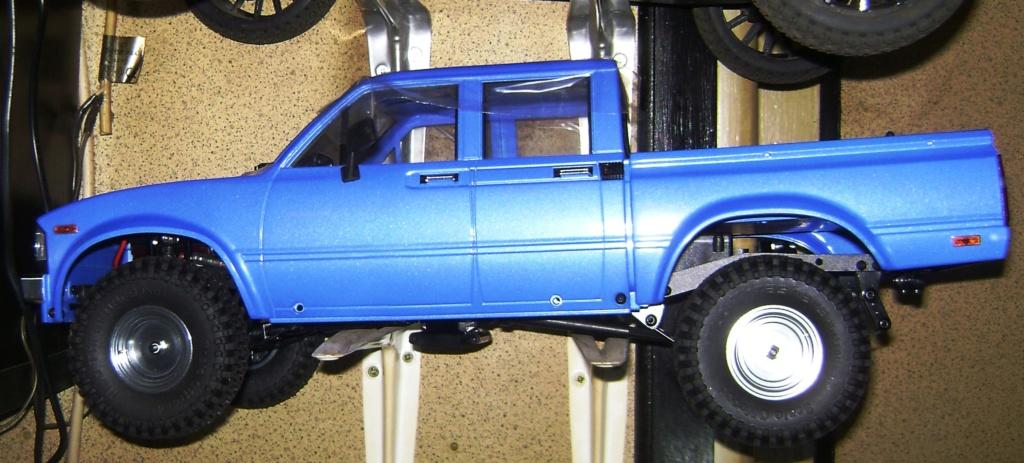 Les Toyota Hilux 2 & 4 portes RC4WD Trail Finder 2 RTR de Trankilou &Trankilette - Page 4 Dsc09473