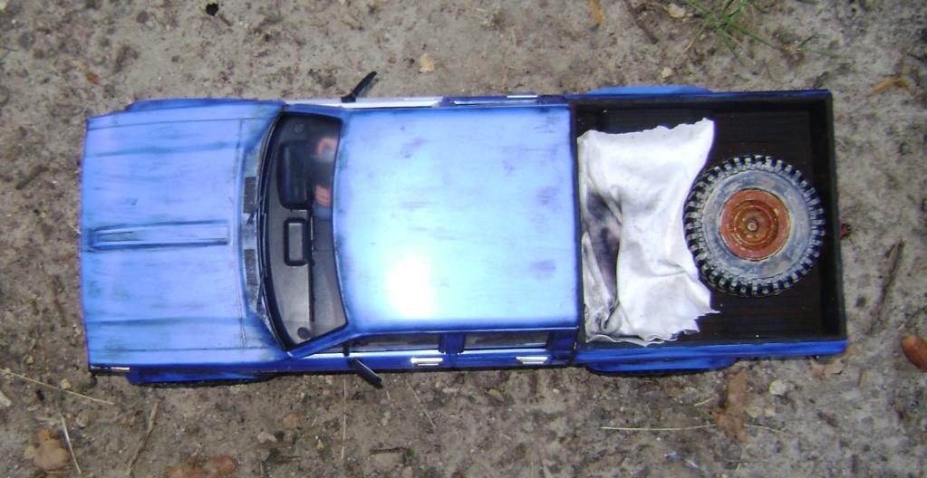 Les Toyota Hilux 2 & 4 portes RC4WD Trail Finder 2 RTR de Trankilou &Trankilette - Page 5 Dsc09523