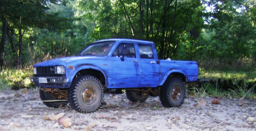 Les Toyota Hilux 2 & 4 portes RC4WD Trail Finder 2 RTR de Trankilou &Trankilette - Page 5 Dsc09525