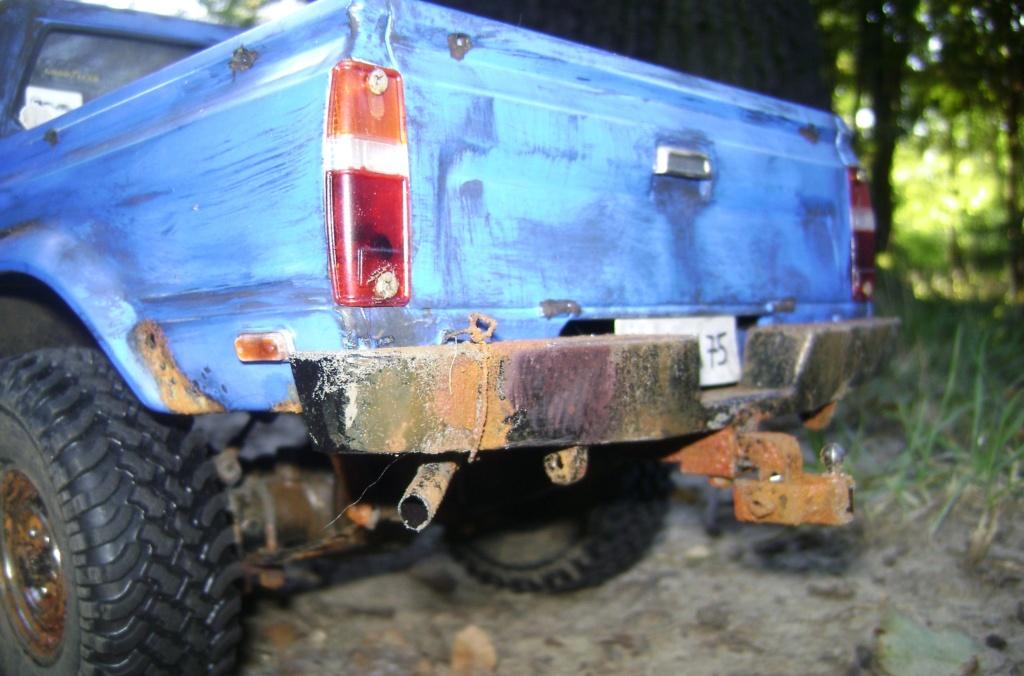 Les Toyota Hilux 2 & 4 portes RC4WD Trail Finder 2 RTR de Trankilou &Trankilette - Page 5 Dsc09528