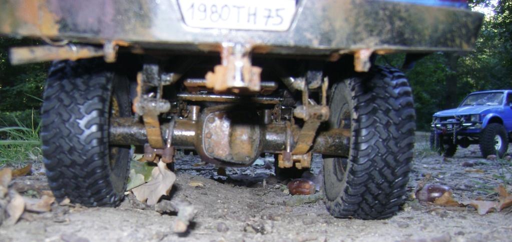 Les Toyota Hilux 2 & 4 portes RC4WD Trail Finder 2 RTR de Trankilou &Trankilette - Page 5 Dsc09529