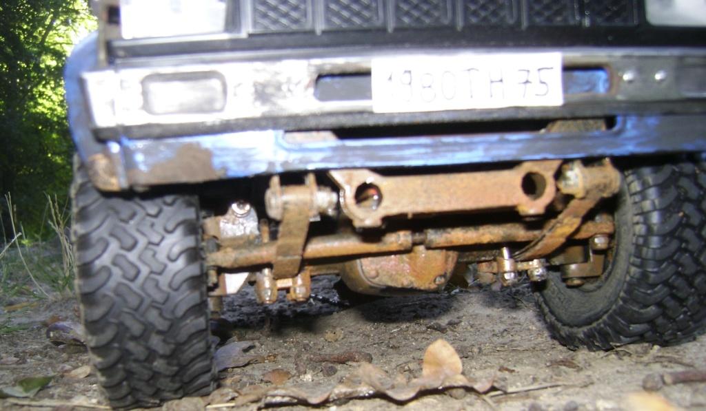 Les Toyota Hilux 2 & 4 portes RC4WD Trail Finder 2 RTR de Trankilou &Trankilette - Page 5 Dsc09530