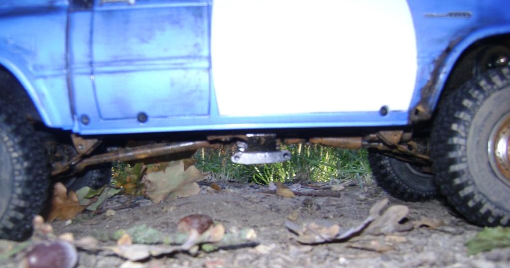 Les Toyota Hilux 2 & 4 portes RC4WD Trail Finder 2 RTR de Trankilou &Trankilette - Page 5 Dsc09531