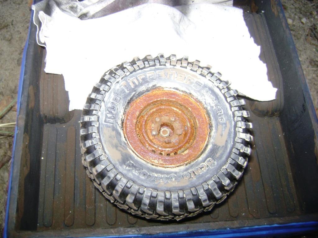 Les Toyota Hilux 2 & 4 portes RC4WD Trail Finder 2 RTR de Trankilou &Trankilette - Page 5 Dsc09532