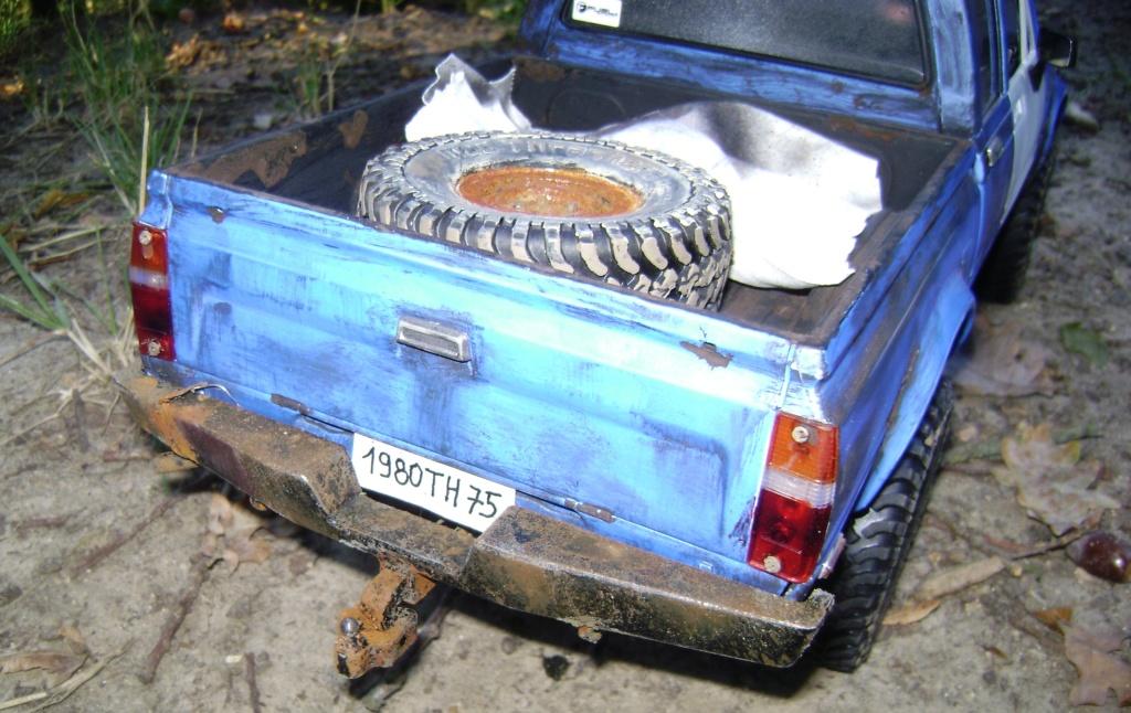 Les Toyota Hilux 2 & 4 portes RC4WD Trail Finder 2 RTR de Trankilou &Trankilette - Page 5 Dsc09533