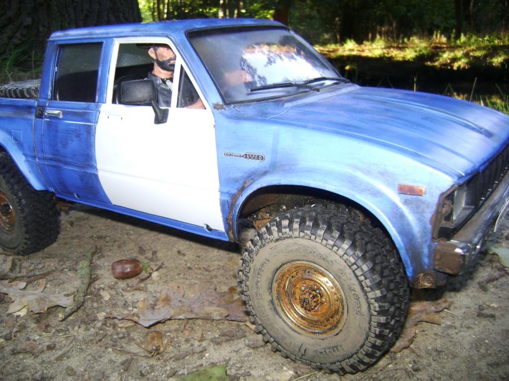 Les Toyota Hilux 2 & 4 portes RC4WD Trail Finder 2 RTR de Trankilou &Trankilette - Page 5 Dsc09534