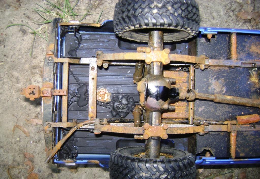 Les Toyota Hilux 2 & 4 portes RC4WD Trail Finder 2 RTR de Trankilou &Trankilette - Page 5 Dsc09538