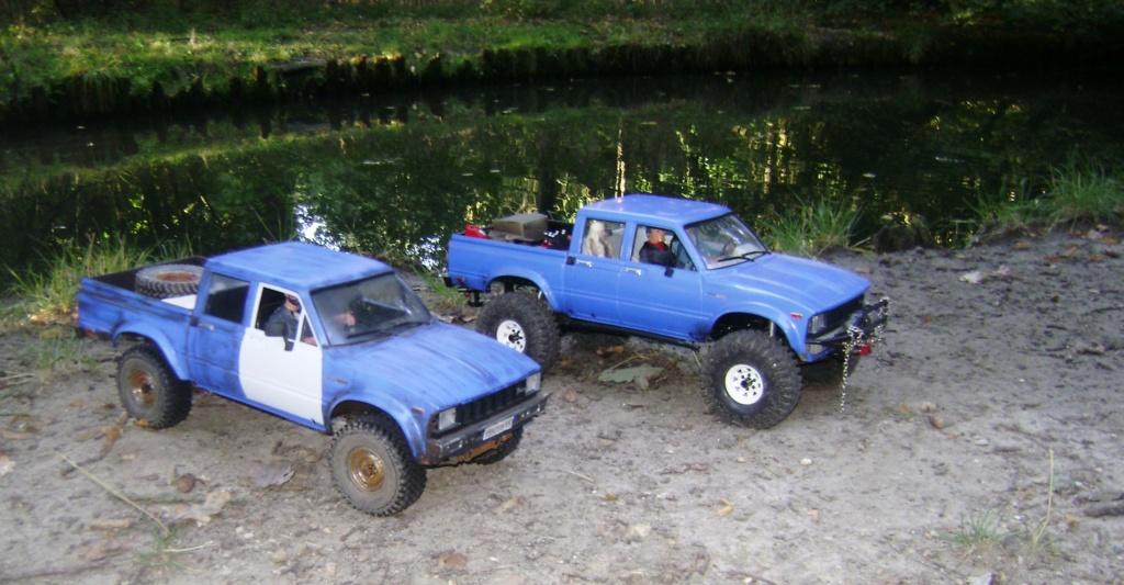 Les Toyota Hilux 2 & 4 portes RC4WD Trail Finder 2 RTR de Trankilou &Trankilette - Page 5 Dsc09544