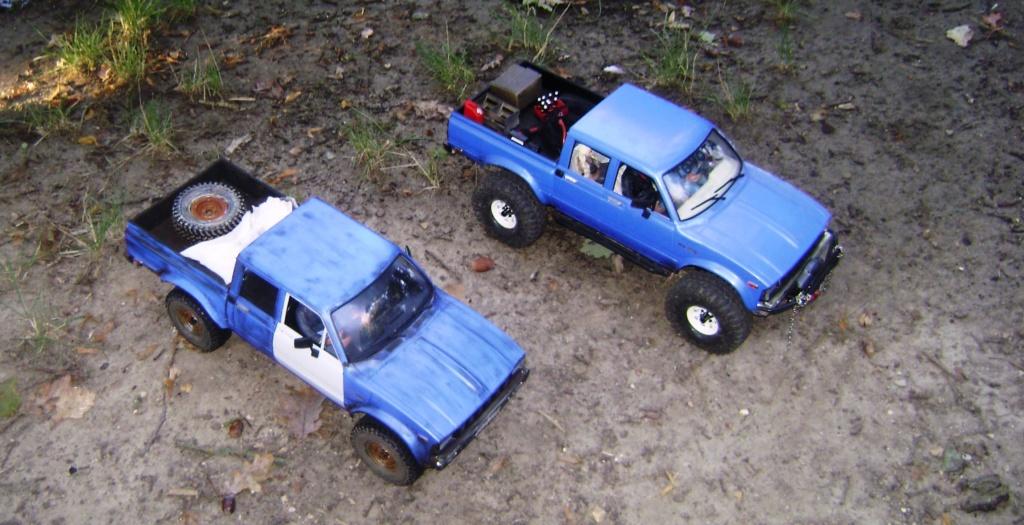 Les Toyota Hilux 2 & 4 portes RC4WD Trail Finder 2 RTR de Trankilou &Trankilette - Page 5 Dsc09546