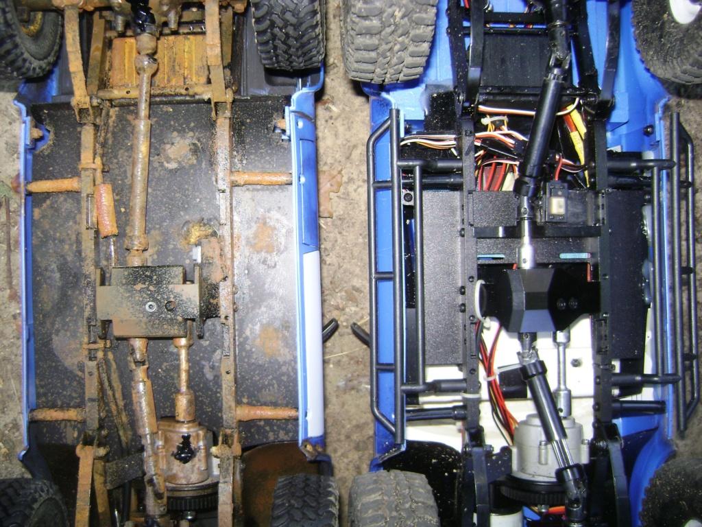 Les Toyota Hilux 2 & 4 portes RC4WD Trail Finder 2 RTR de Trankilou &Trankilette - Page 5 Dsc09553