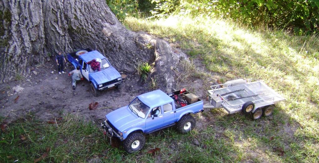Les Toyota Hilux 2 & 4 portes RC4WD Trail Finder 2 RTR de Trankilou &Trankilette - Page 5 Dsc09555