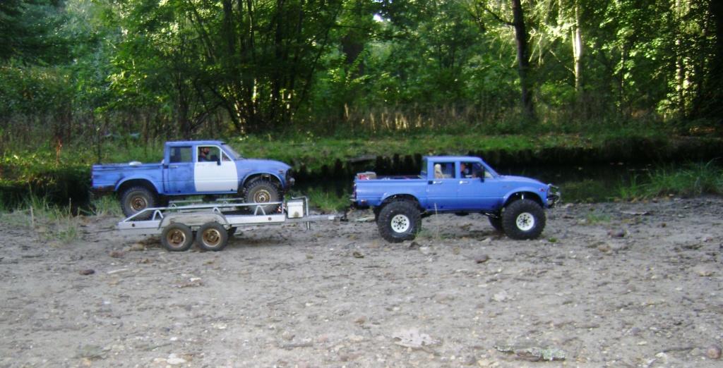 Les Toyota Hilux 2 & 4 portes RC4WD Trail Finder 2 RTR de Trankilou &Trankilette - Page 5 Dsc09557