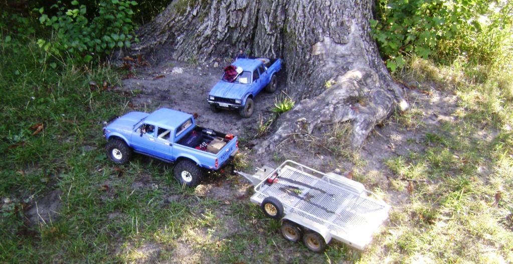 Les Toyota Hilux 2 & 4 portes RC4WD Trail Finder 2 RTR de Trankilou &Trankilette - Page 5 Dsc09558
