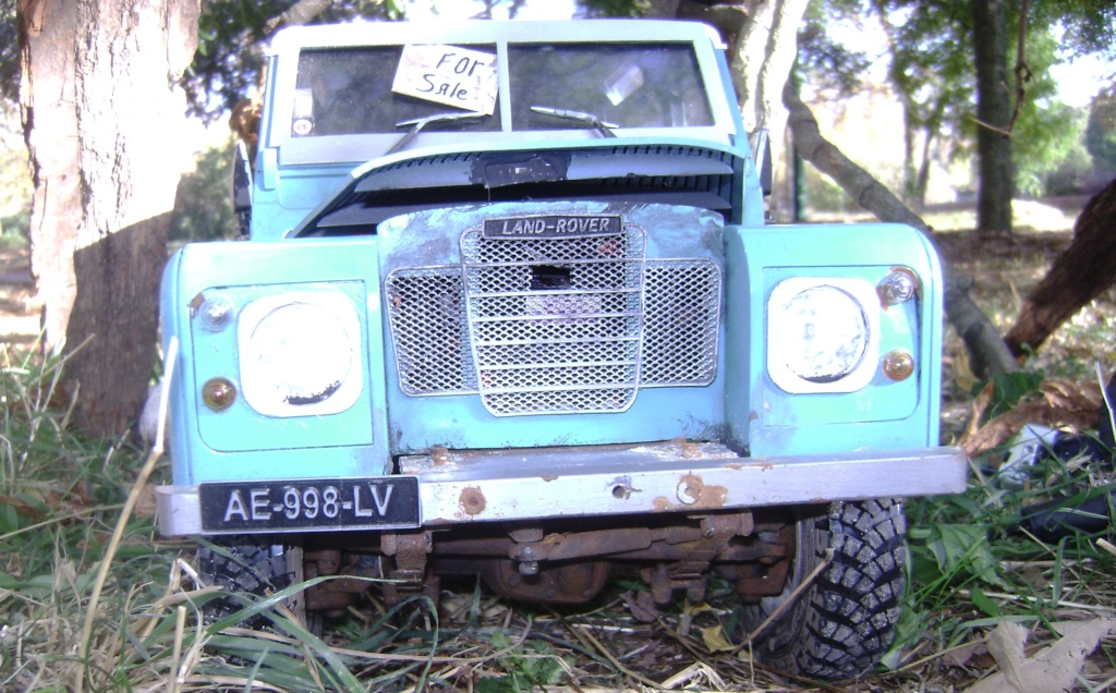 Les Defender 90 / 110 & 130 6x6 - Land  109 série I - II & III  - Page 26 Dsc09582
