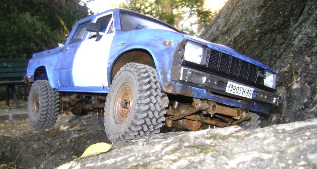 Les Toyota Hilux 2 & 4 portes RC4WD Trail Finder 2 RTR de Trankilou &Trankilette - Page 6 Dsc09644