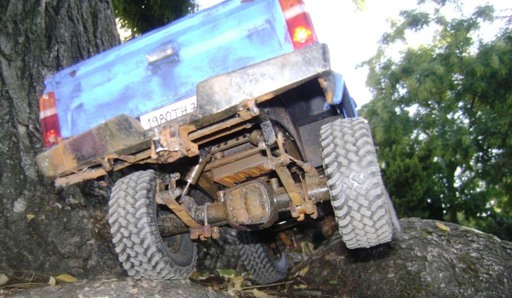 Les Toyota Hilux 2 & 4 portes RC4WD Trail Finder 2 RTR de Trankilou &Trankilette - Page 6 Dsc09645