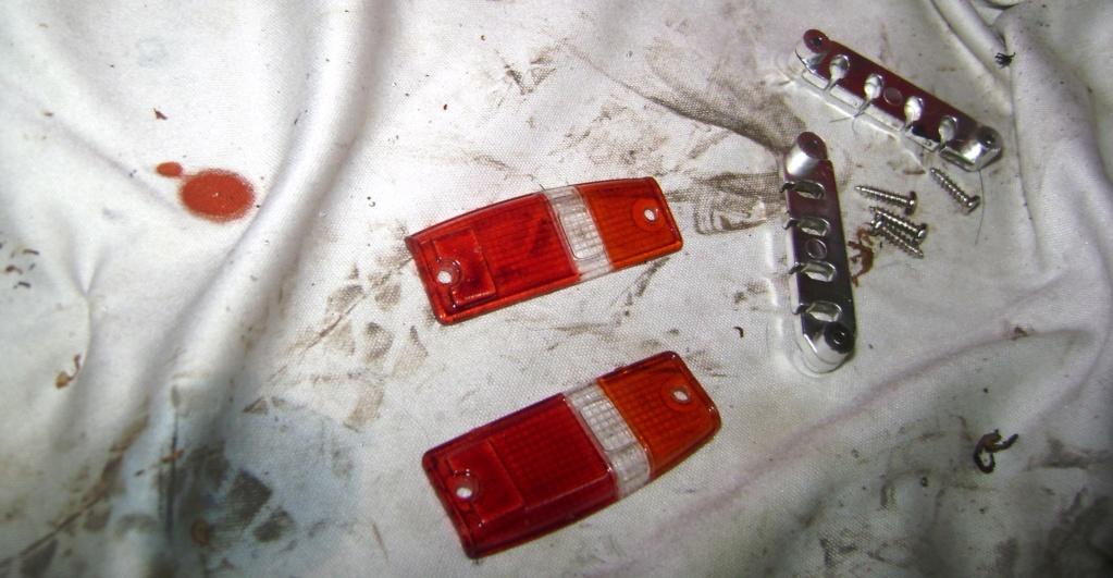 Les Toyota Hilux 2 & 4 portes RC4WD Trail Finder 2 RTR de Trankilou &Trankilette - Page 7 Dsc09699