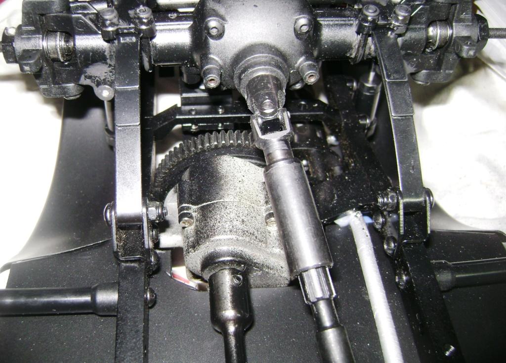 Les Toyota Hilux 2 & 4 portes RC4WD Trail Finder 2 RTR de Trankilou &Trankilette - Page 7 Dsc09720
