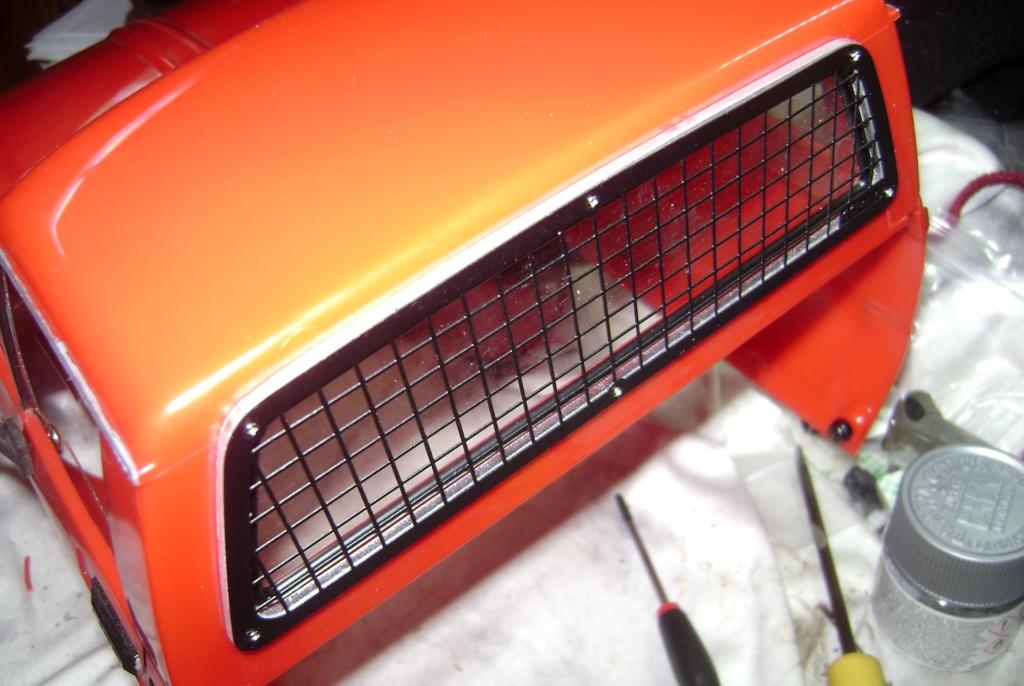 Les Toyota Hilux 2 & 4 portes RC4WD Trail Finder 2 RTR de Trankilou &Trankilette - Page 7 Dsc09729